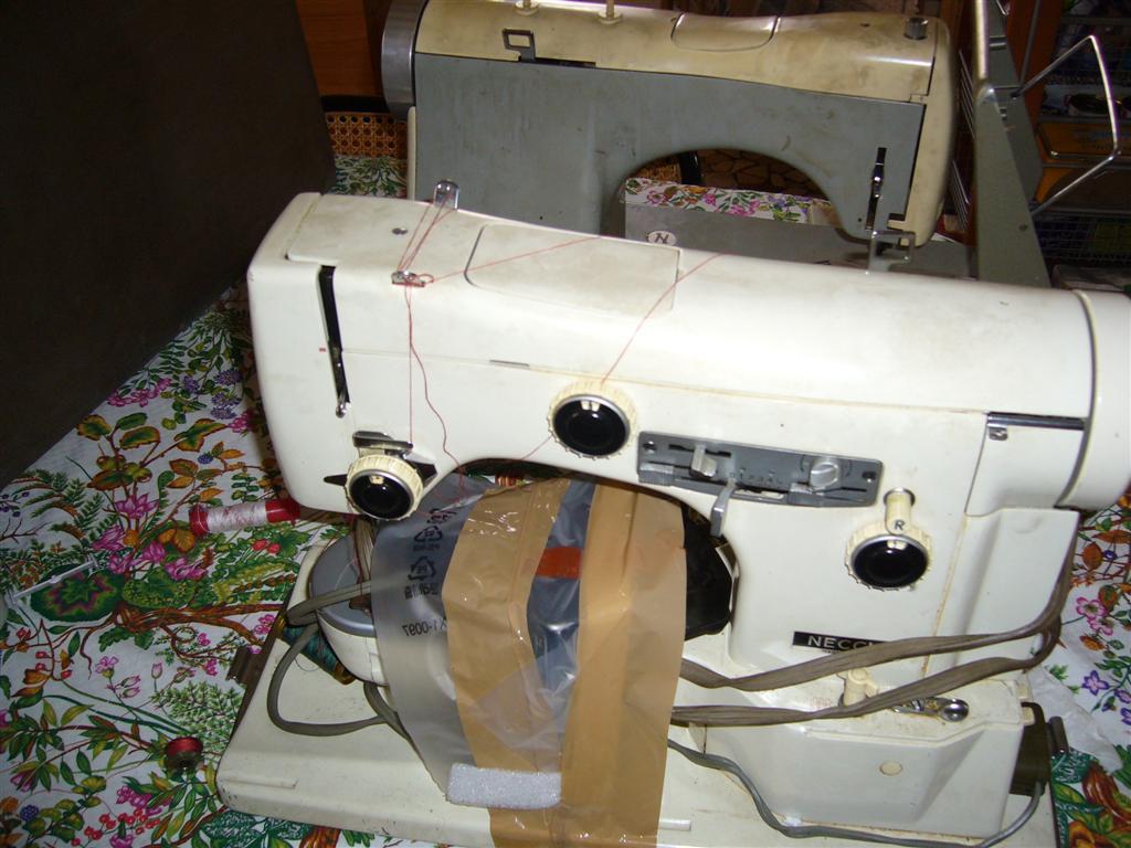 Comprare macchine da cucire usate cannoli e tiramis for Macchine da cucire usate