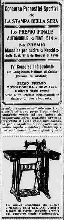 La Stampa Della Sera, 23 novembre 1931 p.4